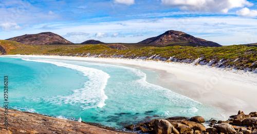 Hellfire Bay is a popular beach in the Cape Le Grand National Park, west of Esperance, Western Australia, Australia Canvas-taulu