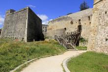 Montée Au Château