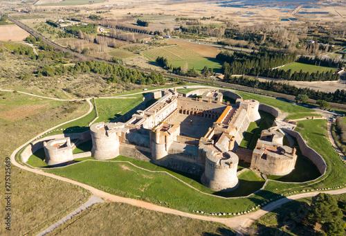 Chateau de Salses, French Catalonia Fotobehang