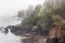 Dartmouth, Dart, Fluss, Castle...