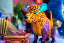 Alebrije, Trancelate; Mexical ...