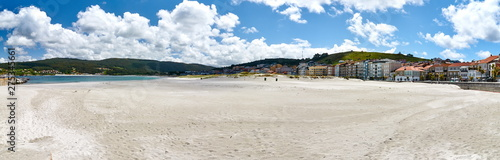Beach of Laxe, In Laxe, Galicia, Spain