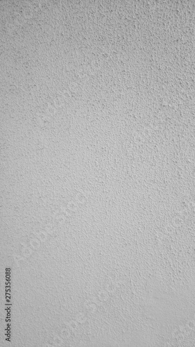 Fotografie, Obraz  Textura de pared blanca con gotelé