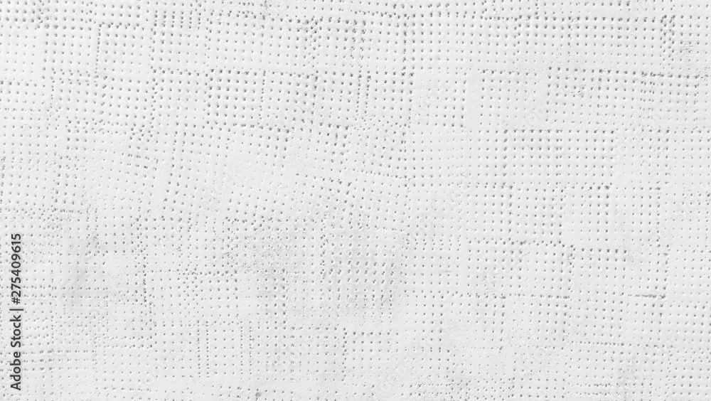 Fototapeta Textura de pared con cuadrados preparada para los acabados
