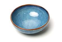 Bowl Of China On White Backgro...