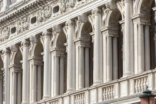 Détails architecturaux place Saint Marc Venise Tablou Canvas