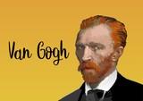 Fototapeta Fototapety Paryż - Vincent Van Gogh portrait