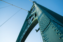 Lions Gate Bridge Provides Vit...
