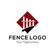 Fence Logo Template