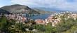 Hafenbecken von Kastelorizo (Megisti), Griechenland - Port of the Greek island Kastellorizo