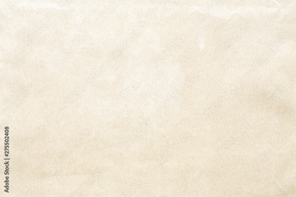 Fototapety, obrazy: crumpled brown paper backเround texture