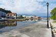 Hafenmole von Kastelorizo (Megisti), Griechenland - Port of the Greek island Kastellorizo