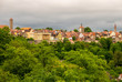 Southern view of Rothenburg