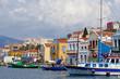 Hafen von Kastelorizo (Megisti), Griechenland - Port of the Greek island Kastellorizo