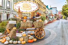 "Festival ""Golden Autumn"" In Mo..."