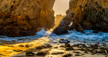 Pfeiffer Beach In Big Sur A Romantic Gateway For Couples