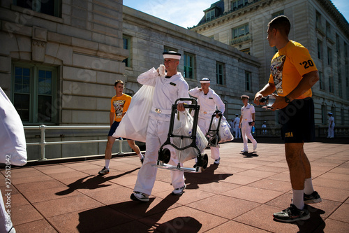 Induction Day at the U S  Naval Academy - Buy this stock