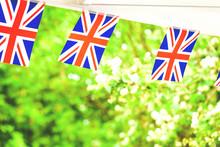 Union Jack British Flags Bunti...