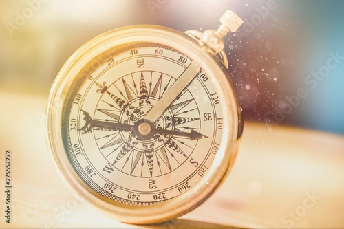 Fototapety, obrazy: Compass.