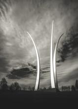 Air Force Memorial In Virginia...