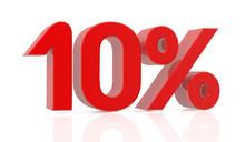 Ten Percent 3D Rendering