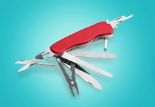 Multi-Tasking Metal Penknife I...