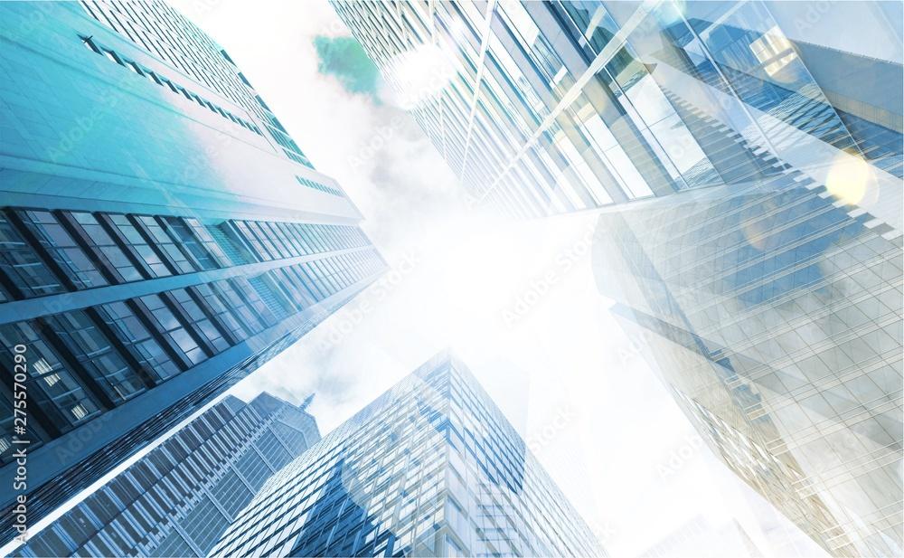 Fototapety, obrazy: Skyscraper.
