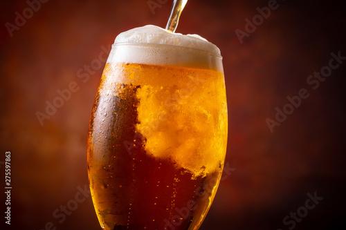 Photo ビールで乾杯