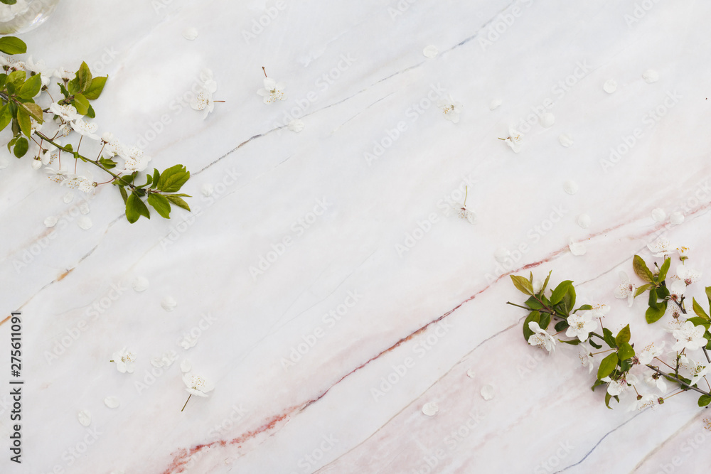 Fototapeta Decorative flowers