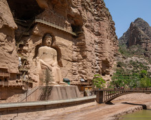 Bingling Temple And Grottoes W...