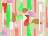 Bauhaus Seamless Pattern.