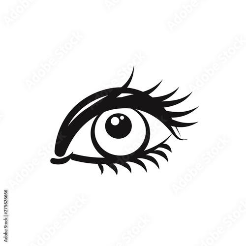 Fotografía  Eye icon