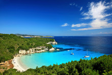 The Exotic Voutoumi Beach, Ant...