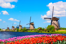Colorful Spring Landscape In N...