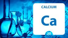 Calcium Ca, Chemical Element S...