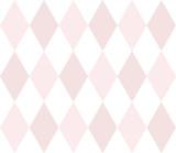 Abstrakcjonistyczny geometryczny bezszwowy wzór z rhombuses. Niekończące się tło geometrycznych kształtów. Ilustracji wektorowych. - 275674296