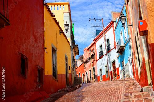 Fotografija  mexico street