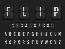 Flip Digital Calendar Clock Nu...