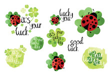 Bright Good Luck Wishes Card E...