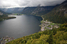 The City Of Hallstatt And The ...