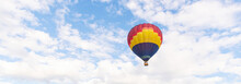 Colorful Hot Air Balloon Float...