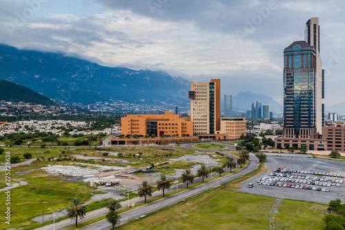 Skyline of Monterrey, Mexico