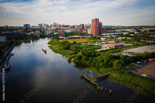 Aerial of Wilmington Delaware - 275737692