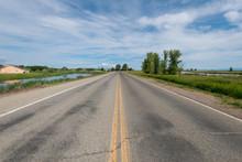 Road Through Grasslands
