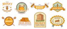 Honey Badge. Natural Bee Farm ...