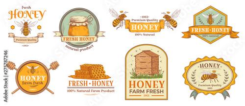 Foto Honey badge