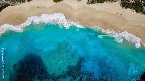 Kelingking Beach aka T-rex Bay on Nusa Penida near Bali, Indonesia