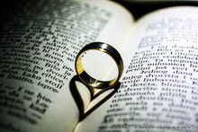 Book, Ring, Wedding, Bible, Love, Heart, Glasses, Page, Text, Glass, Dictionary, Shadow, Paper, Marriage, Reading, Open, Gold, Magnifier, Word, Education, Lens, Read, Magnifying, Study, Business