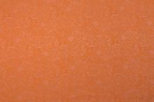 Creative Orange Fabric With Fl...