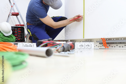 wiring contractors, clutch works, electronics works, floor works, painting works, fabrication works, pump works, motor works, on wiring work